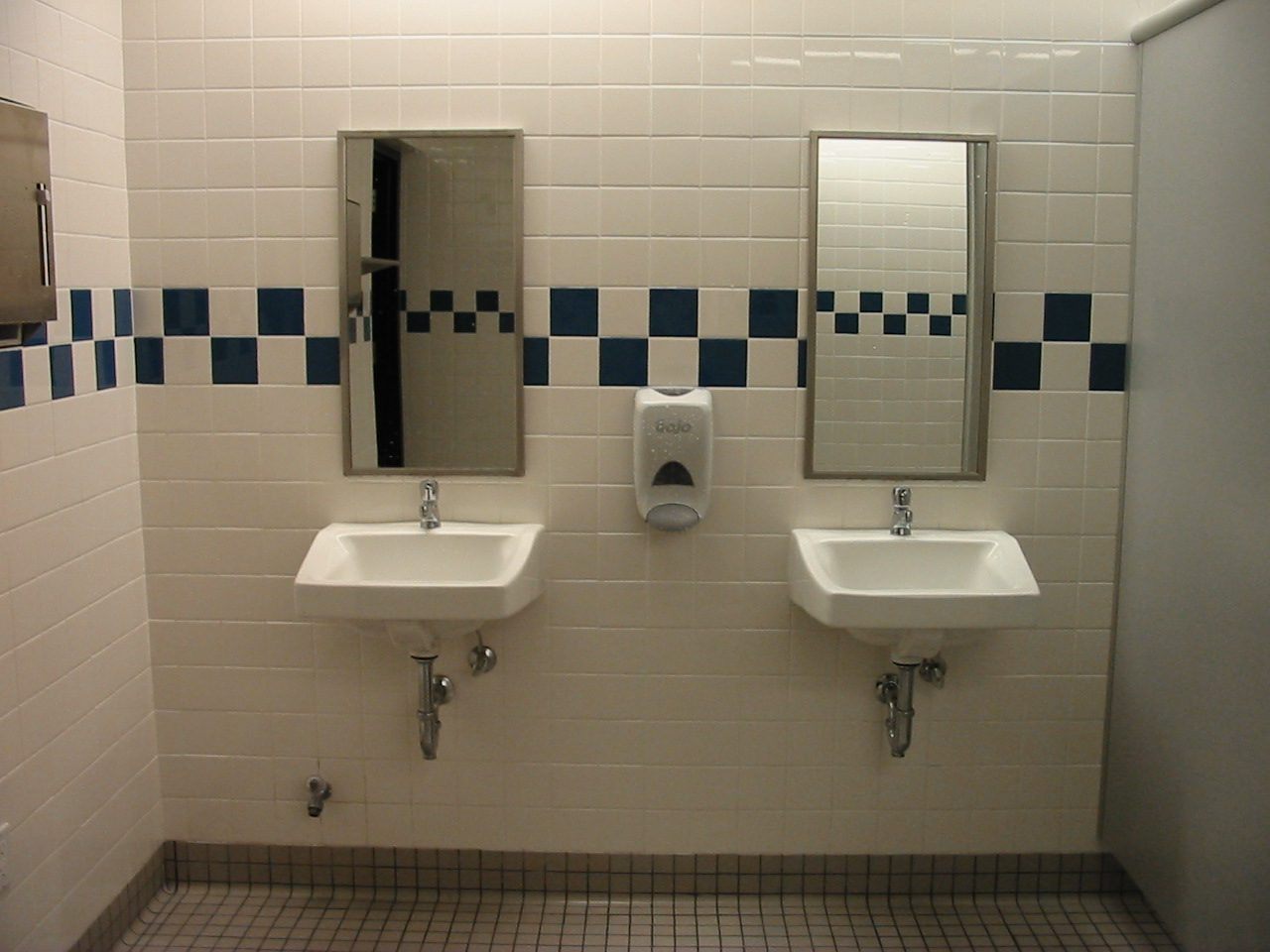 Miami Dade College Restrooms Renovations Part 46