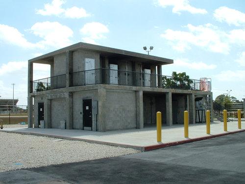 Miami Dade College Burn Building Training Facility — A² Group, Inc