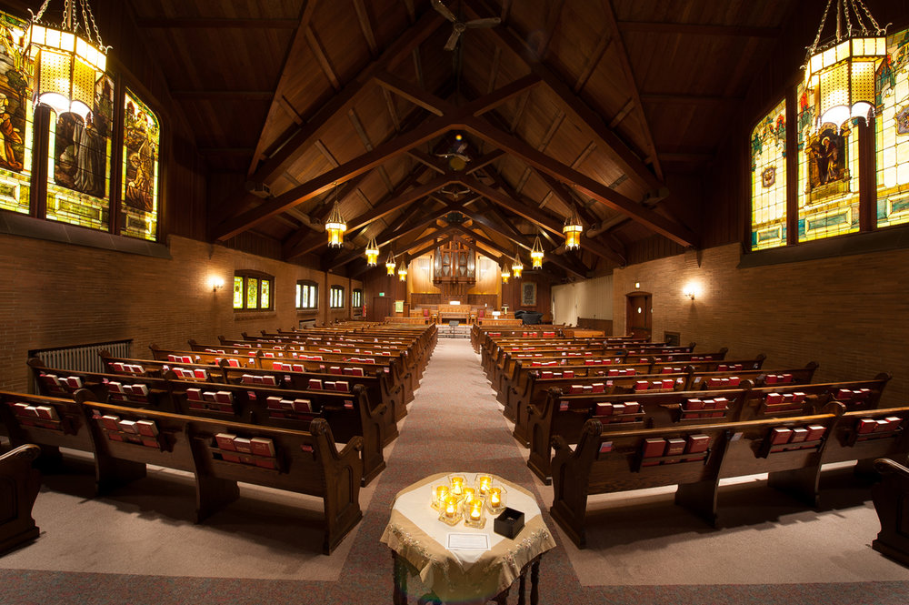 SANCTUARY Size: 4250 square feet Capacity: 250 people Hourly Rate: $150