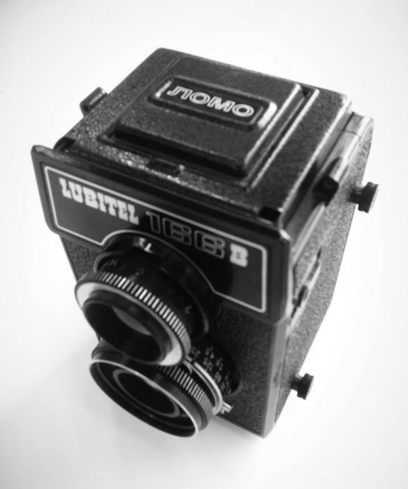 LOMO Lubitel 166B (1980)