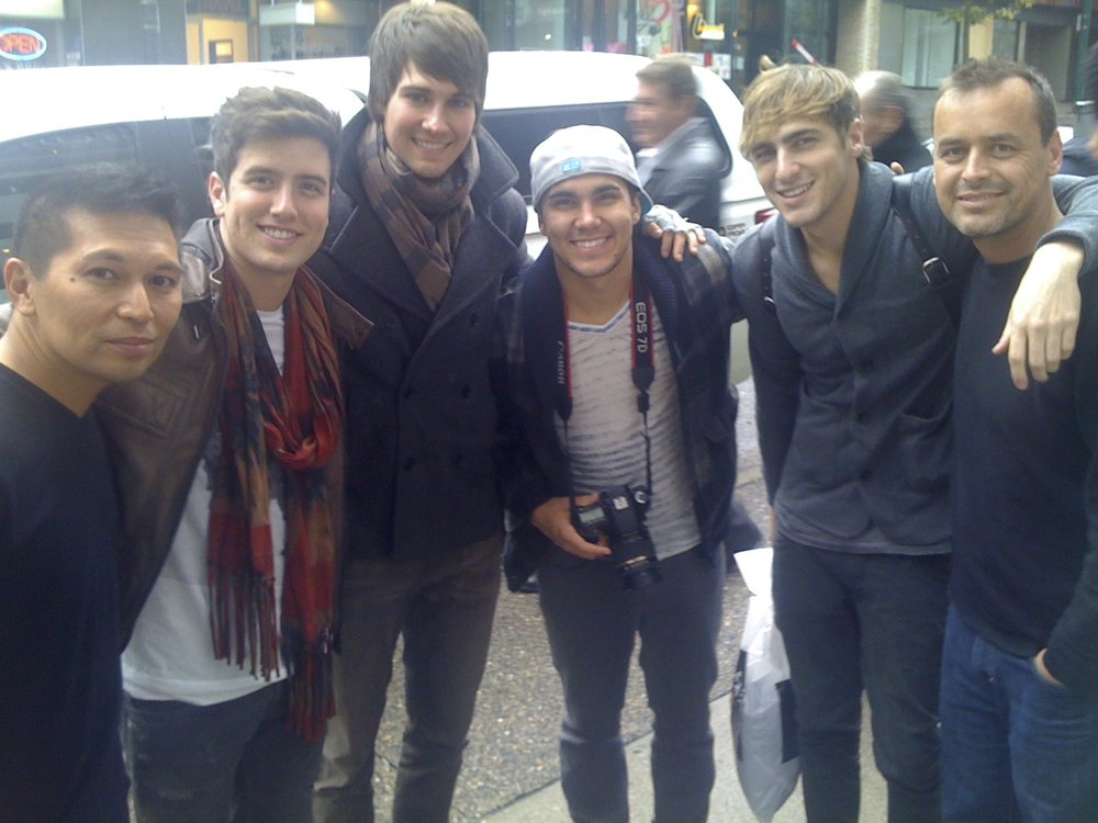 Hipjoint with Big Time Rush