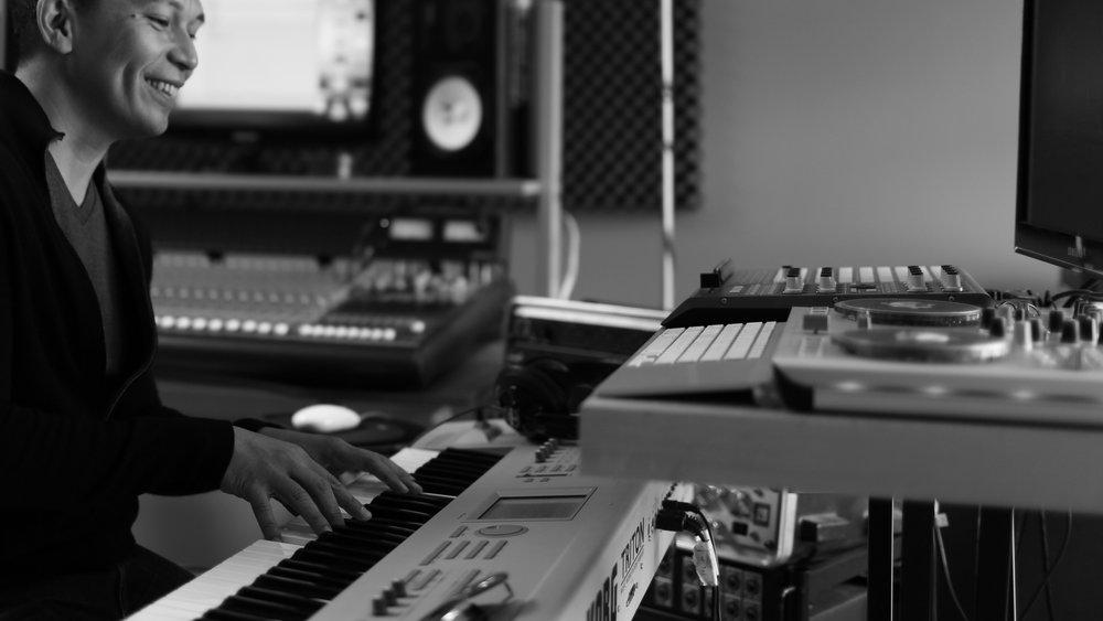 Troy Samson - Songwriter / Music Producer