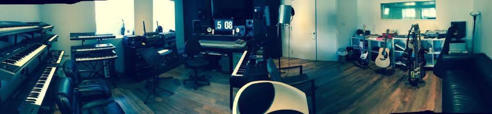 New Madlucky Studio aka Kiklo Studio @ the Beaumont Building