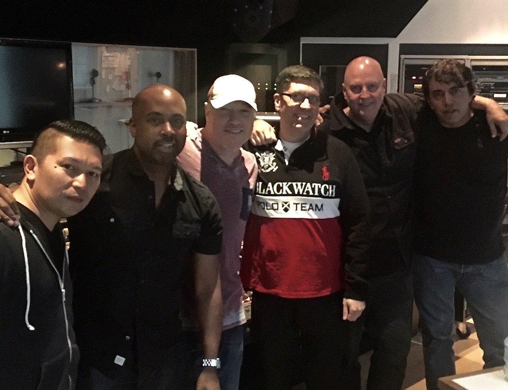 Team Specter w/ Smashmouth @ Warehouse Studios