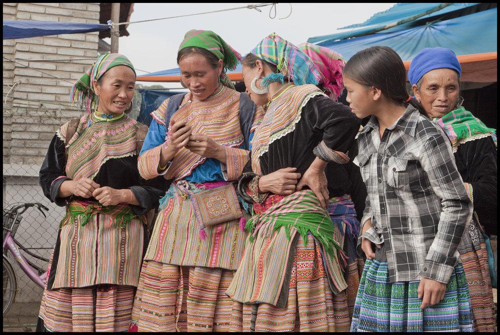 Hmong Women Texting_2010.jpg