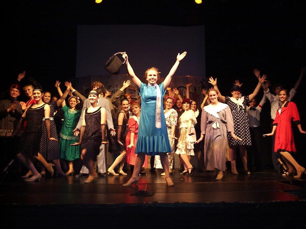 Thoroughly Modern Millie JR - World Premier - Music Theatre InternationalBucks County, PA