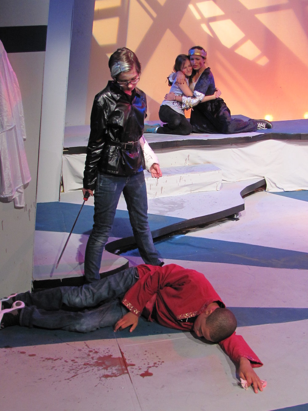 Rose Mark'd - An Adaptation of Shakespeare's Henry plays & Richard IIIAdapted and Directed by DEVIN BRAIN