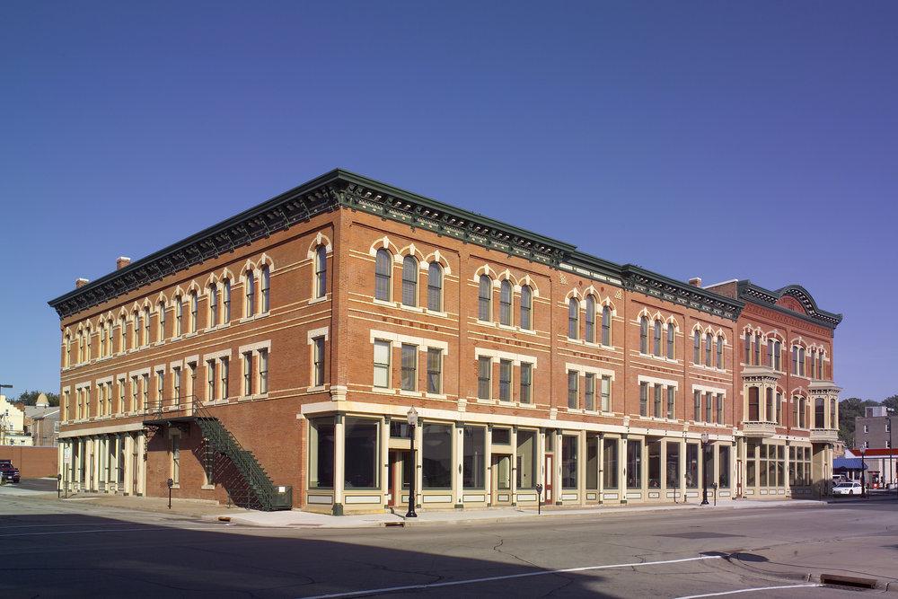 Heartland Financial Finance & Data Center