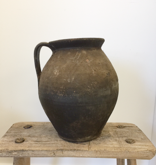 Vintage Ceramic Vase Large Shop Kmi