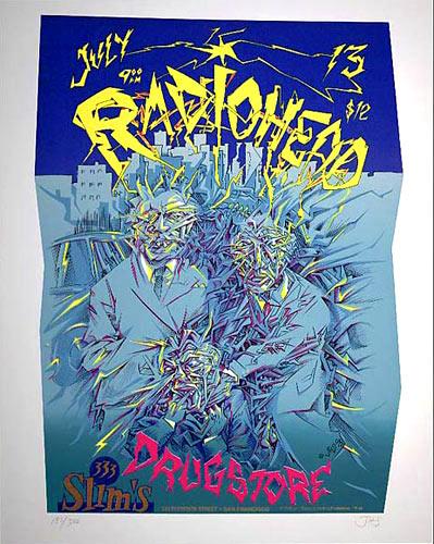 Radiohead Slim's