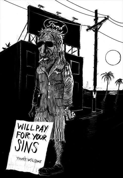 Will Pay For Your Sins