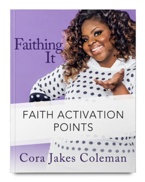 Faith Activation Points
