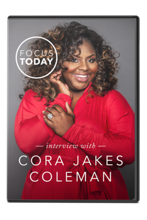 Focus Today: Interview with Cora Jakes Coleman [Video]