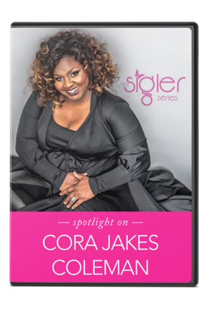 Sigler Series: Spotlight on Cora Jakes Coleman [Video]