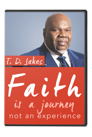 Faith is a Journey Not an Experience