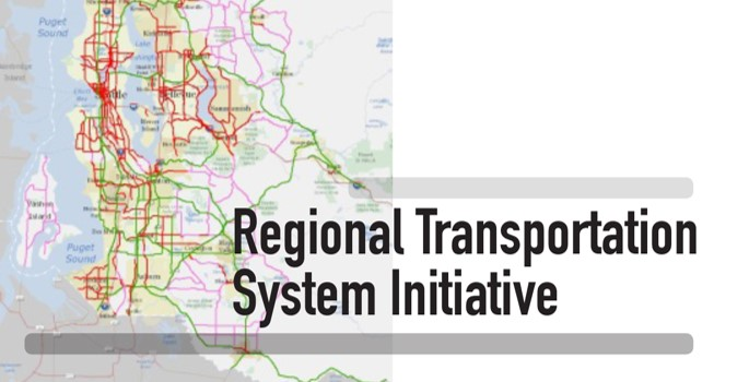 Regional Transportation System Initiative