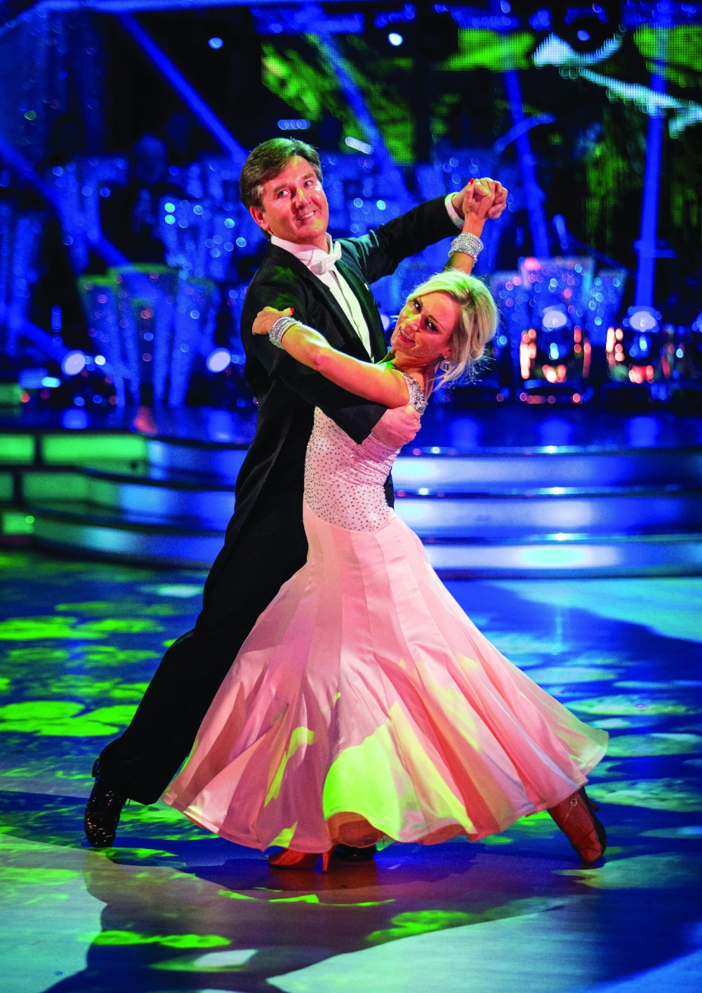 Daniel & Kristina on Strictly Come Dancing BBC (2015)