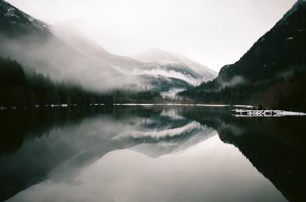 Diablo Lake, Ektar 100