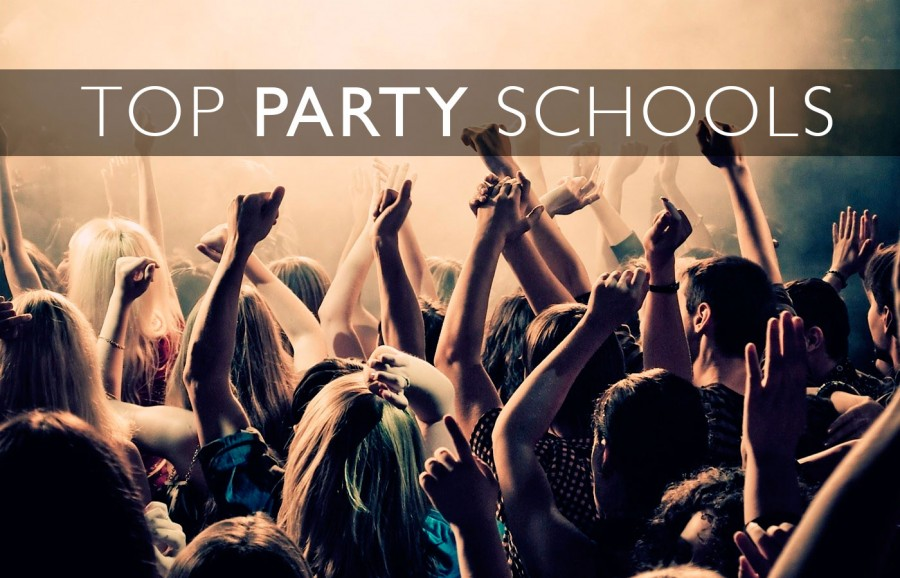 top party schools list