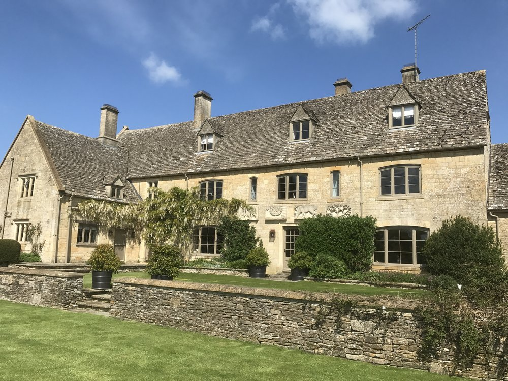 Beautiful Cotswold farmhouse