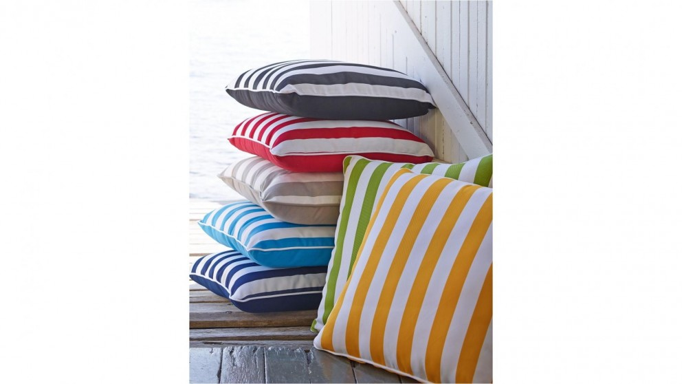 GET THE LOOK FROM HARVEY NORMAN (SHOP 1) - Juniper Outdoor Scatter Cushion - $24.95/each