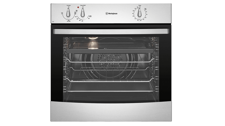 Westinghouse WVE613S 60cm Multifunction Oven - Stainless Steel