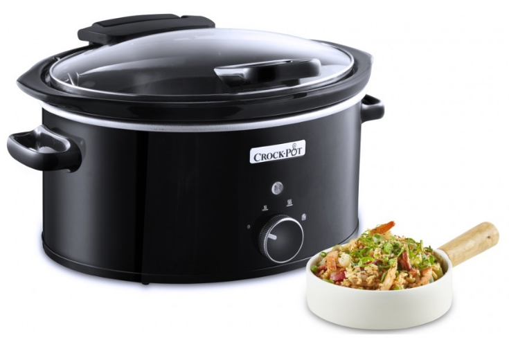 Crockpot Lift and Serve Slow Cooker