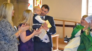 Baptism and Thanksgiving