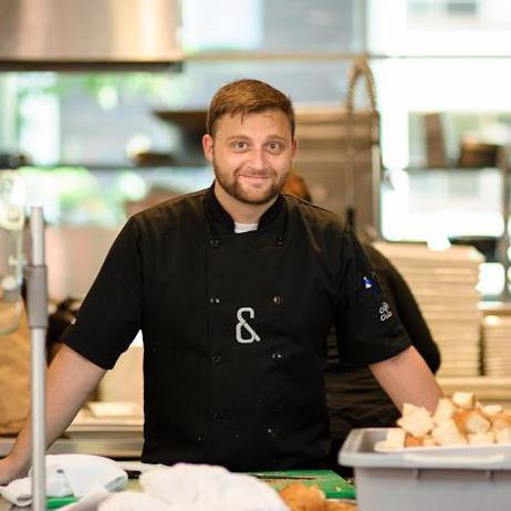 Alex Burgess, Chef, Beltliner