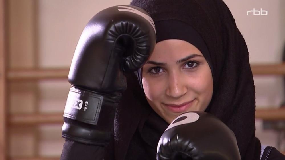 Wenn Mädchen boxen