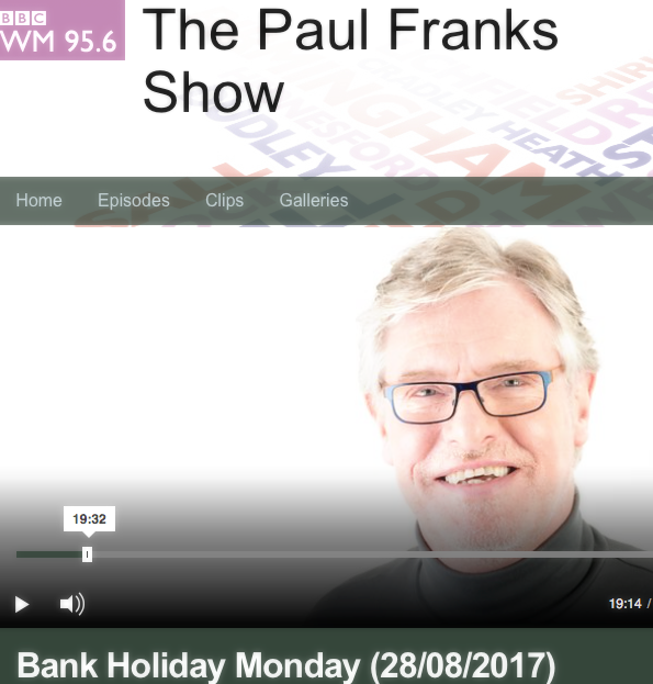 Click the image to go the BBC iPlayer and hear this show.