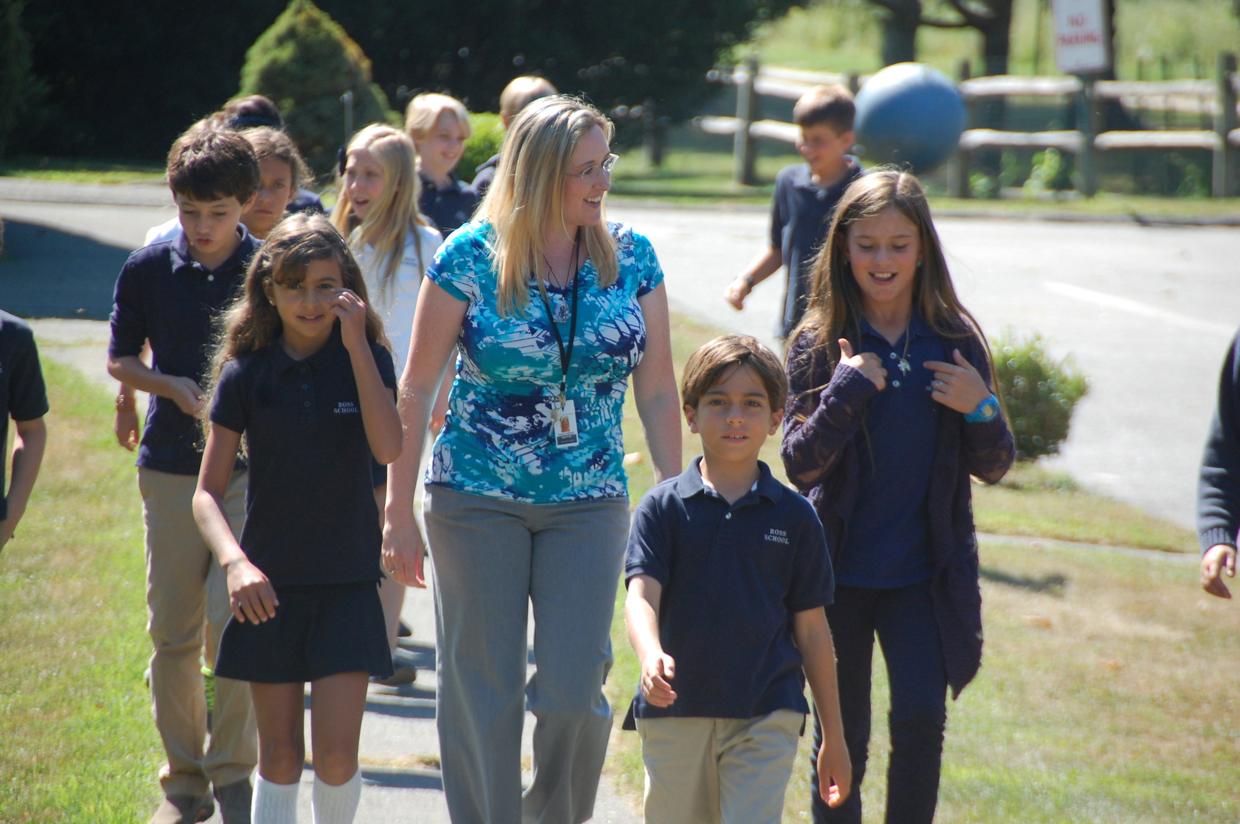 Lower School Path