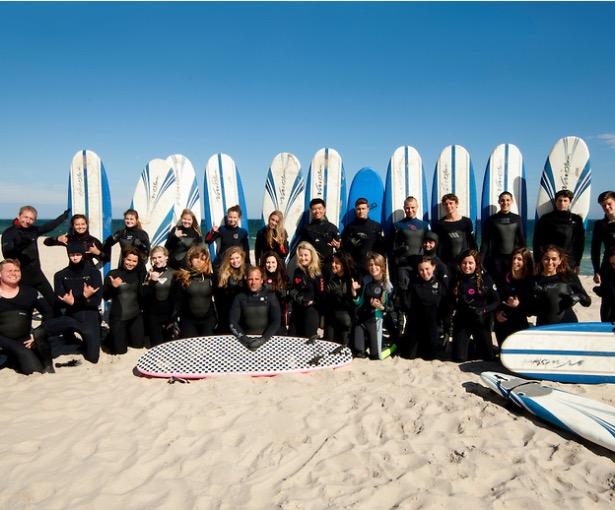 Surf team 2015