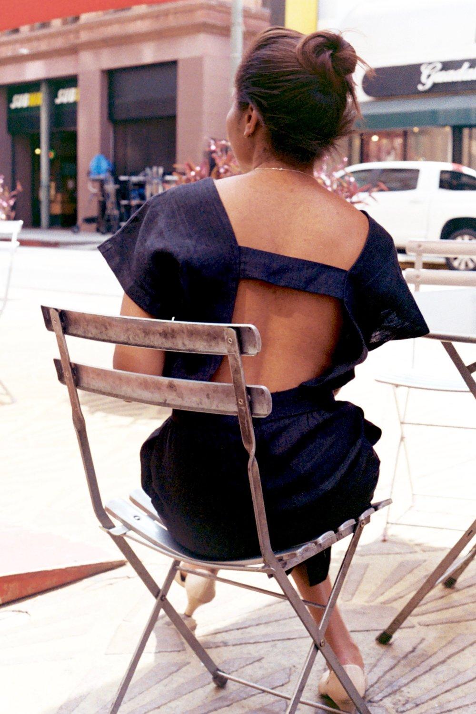 Dress Back