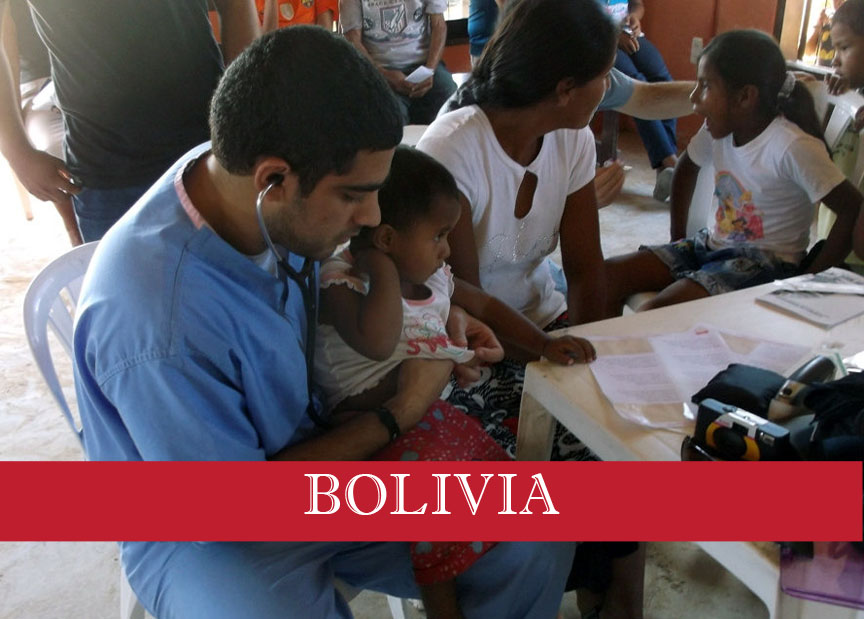 2019 Bolivia Medical Students