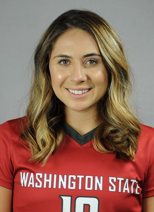 Kept up her torrid pace to start the season and earned 2 more assists in a 3-1 Washington State #16 victory over Montana. She then grabbed her nation leading eighth assist of the season in a 4-1 win over Cal Poly SLO.
