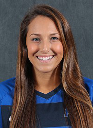 Senior defender scored her first goal of the season for Middle Tennessee State in a 4-0 win over Western Carolina