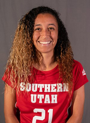 Starting senior defender picked up an assist in a tough 2-1 Southern Utah loss to Wyoming