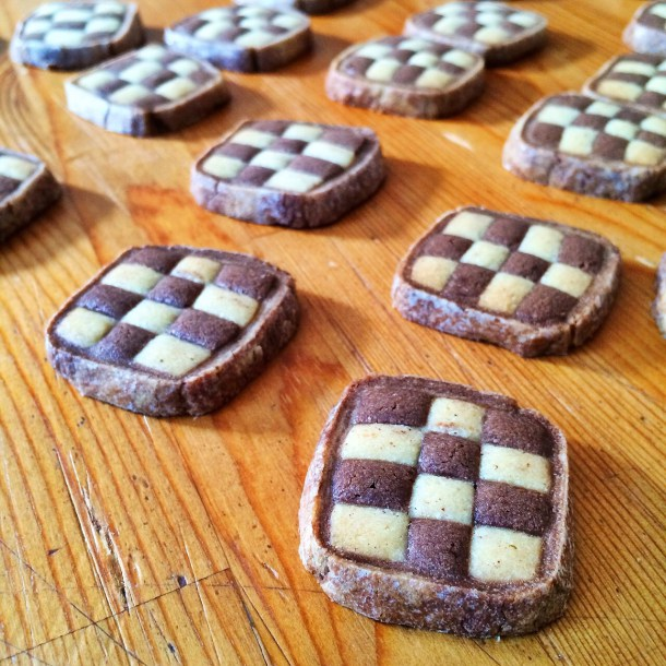 Sable Butter Biscuits