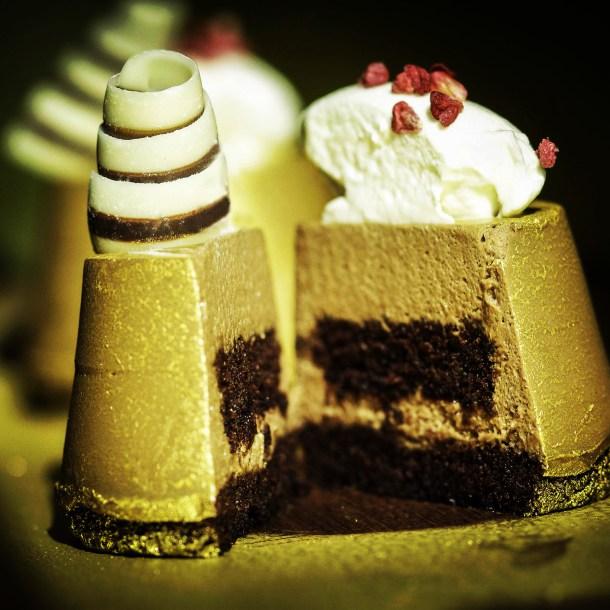 Chocolate Mousse Entremet