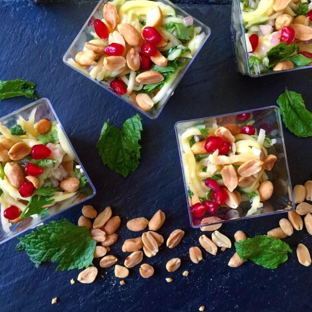 Thai Mango Salads