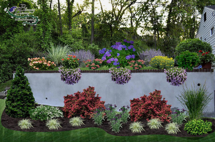 Landscape Design NJ Blossoming Beginnings