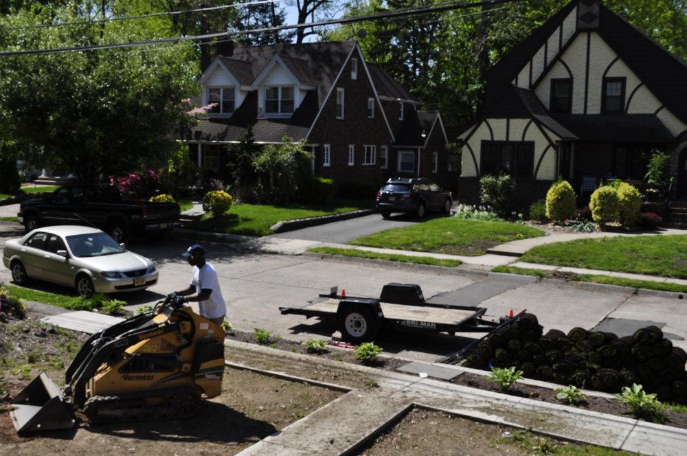 Landscape Design Install, Teaneck NJ