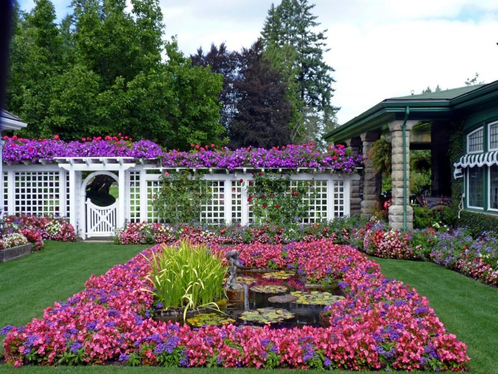elements of garden design color - Garden Design Elements