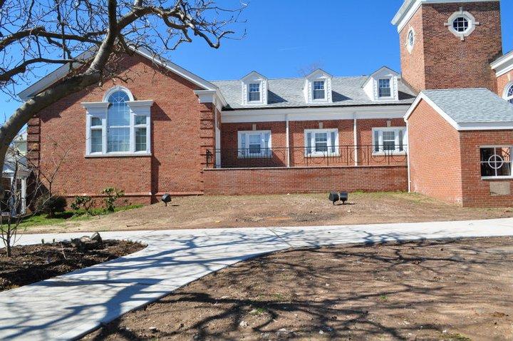 First Presbyterian Landscape Installation