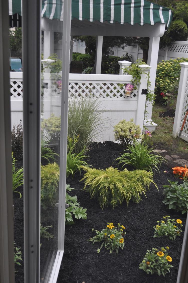 A Gardenworthy View