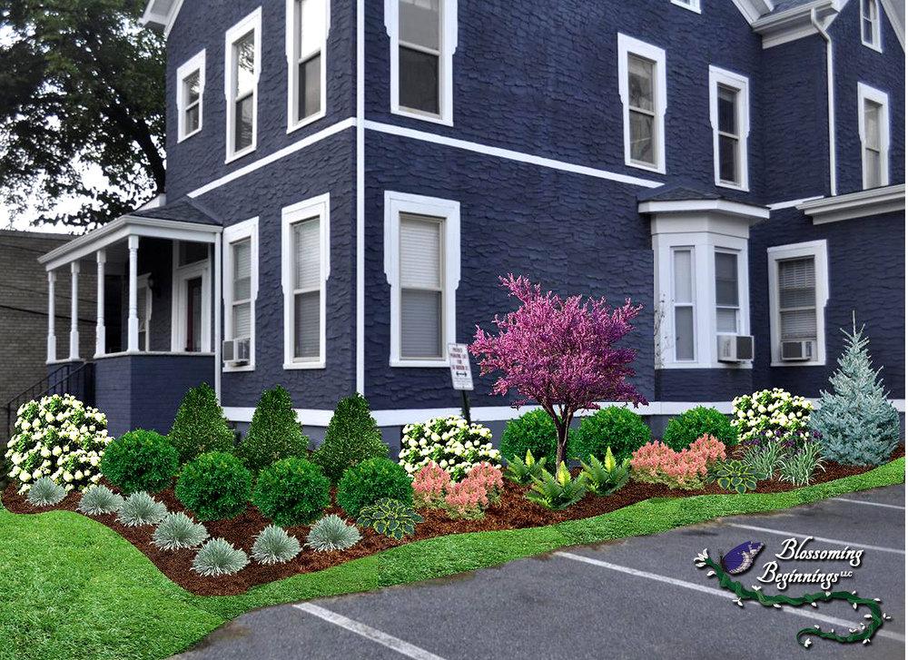 Commercial Landscape Design, Hackensack