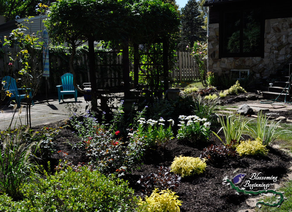 Backyard Landscape Design, Teaneck NJ