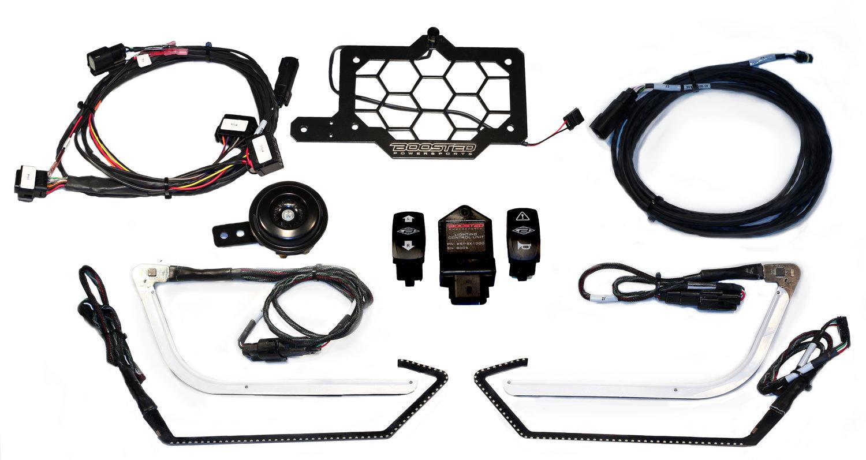 Street Turn Signal Kit Boosted Powersports Custom Utv Parts Atv Led Wiring Diagram