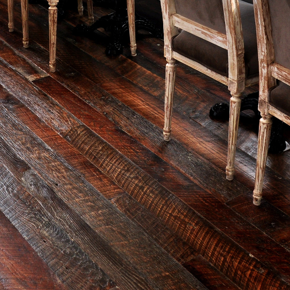 Reclaimed Frontier Oak
